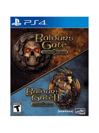 Baldur's Gate & Baldur's Gate II: Enhanced Edition [PS4]